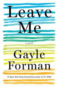 ARC Review: Leave Me