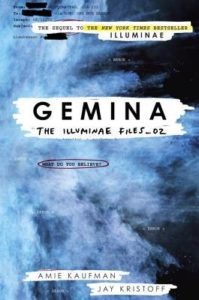 ARC Review: Gemina