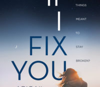 ARC Review: If I Fix You