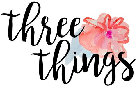 three-things
