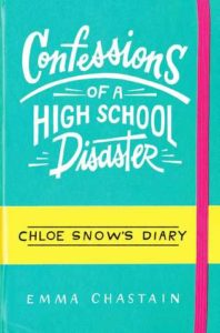 Blog Tour Cover Colors | Chloe Snow's Diary: Confessions of a High School Disaster