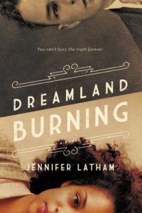 Blog Tour   Cover Colors: Dreamland Burning