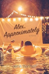 ARC Review: Alex, Approximately