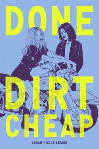 Mini ARC Reviews: Letters to the Lost, Pretty Fierce, Zenn Diagram, and Done Dirt Cheap