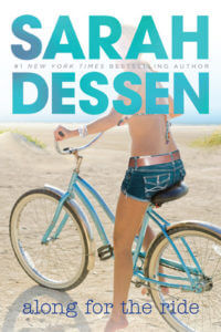 #ReadADessen: Along for the Ride