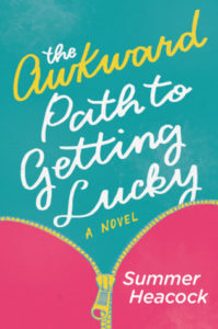 Blog Tour Review: The Awkward Path to Getting Lucky | Hilarious Rom-Com