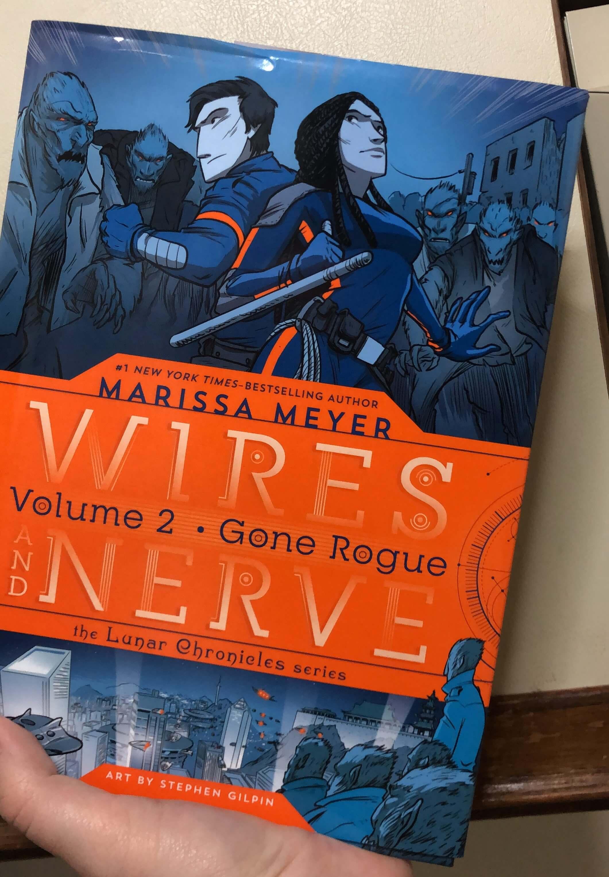 wires and nerve pdf read free marissa meyer