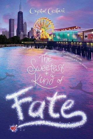 The Sweetest Kind of Fate  by Crystal Cestari