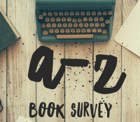 A-Z Book Survey, Round Two