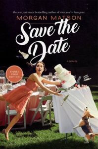 ARC Review: Save the Date