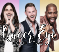 The Queer Eye Book Tag