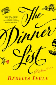 Quick ARC Reviews: Unclaimed Baggage and The Dinner List