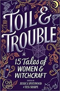 ARC Review: Toil & Trouble Anthology