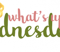 What's Up Wednesday Nov.2018
