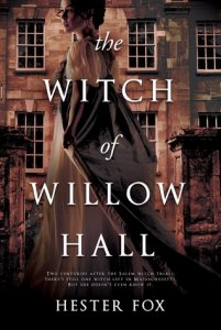 Blog Tour | The Witch of Willow Hall (Giveaway!)