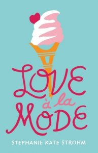 ARC Review: Love a la Mode