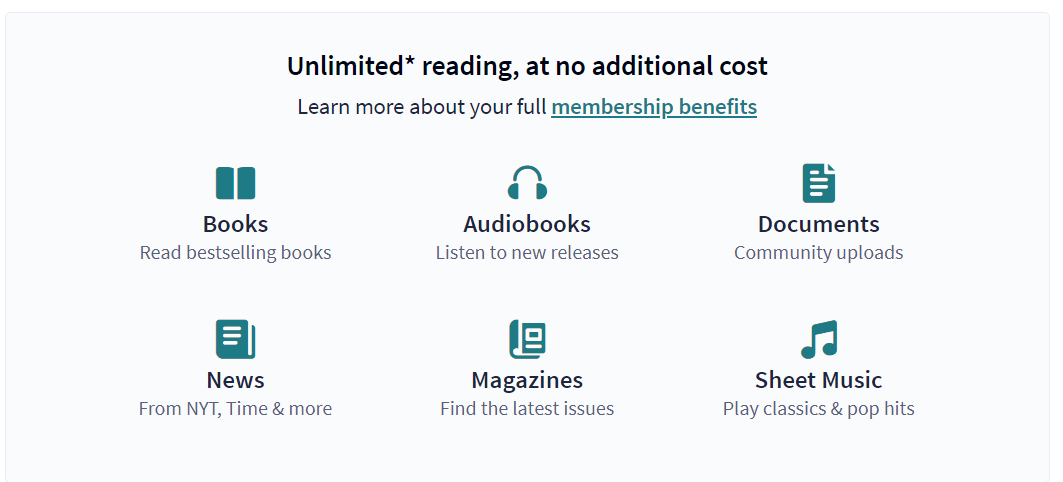 Another Post About Scribd (and TIPS!) - Bookmark Lit