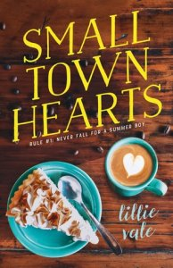 Blog Tour | Book Review & Cover Colors: Small Town Hearts