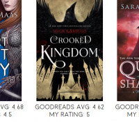 Books I've Read with the Highest Average Goodreads Rating