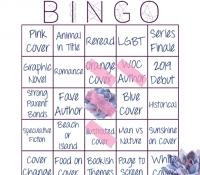 Summer Bingo TBR Ideas