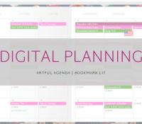 Digital Planner: Artful Agenda