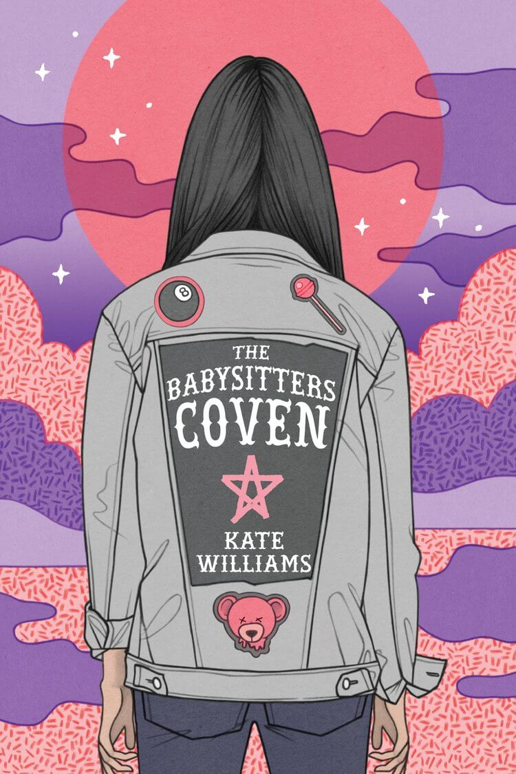 The Babysitter's Coven by Kate Williams