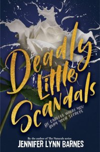 ARC Reviews: Deadly Little Scandals and Twice in a Blue Moon