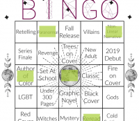 Fall Bingo TBR Ideas