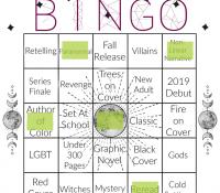 Fall Bingo TBR Ideas