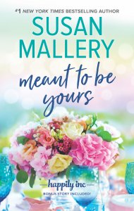 Blog Tour | Excerpt and Q&A – Meant to Be Yours