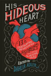 ARC / Anthology Review: His Hideous Heart