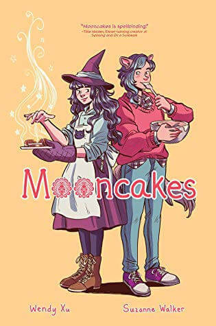 Mooncakes by Suzanne Walker, Wendy Xu