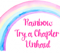 Rainbow Try a Chapter Unhaul | Personal Challenge for 2020