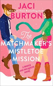 Holiday Reviews: The Matchmaker's Mistletoe Mission and 10 Blind Dates