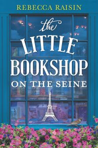 Blog Tour: The Little Bookshop on the Siene