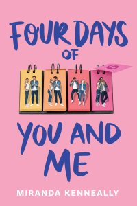 Review Round Up | Date Me Bryson Keller, Four Days of You and Me, and The Boyfriend Project