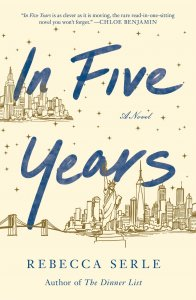 ARC Reviews: Girls with Razor Hearts and In Five Years