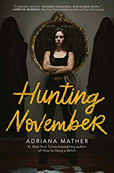 Hunting November  by Adriana Mather