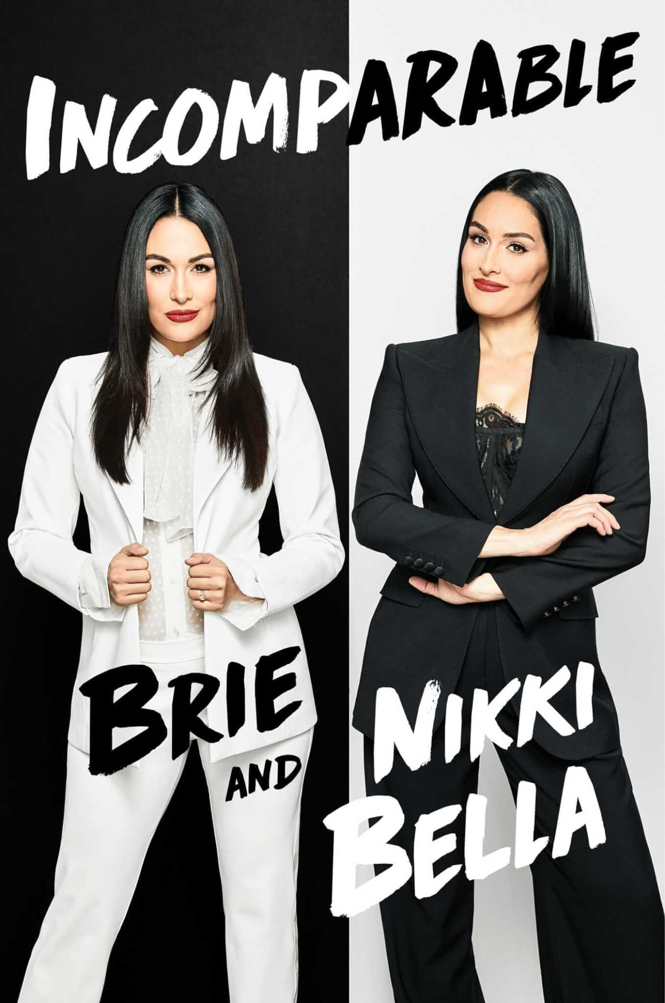 Incomparable by Brie Bella, Nikki Bella