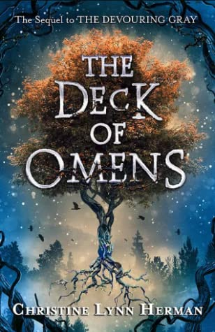 The Deck of Omens  by Christine Lynn Herman