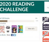 Reducing My Goodreads Goal
