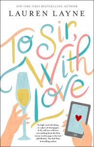 ARC Reviews: To Sir, with Love and Rosaline Palmer Takes the Cake
